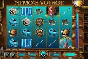 nemos voyage good payout slot