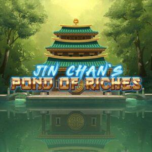 Jin Chans Pond of Riches Slot Logo