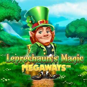 Leprechauns Magic Megaways Slot Logo