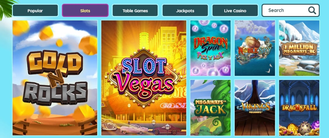Fruit Kings Casino Games