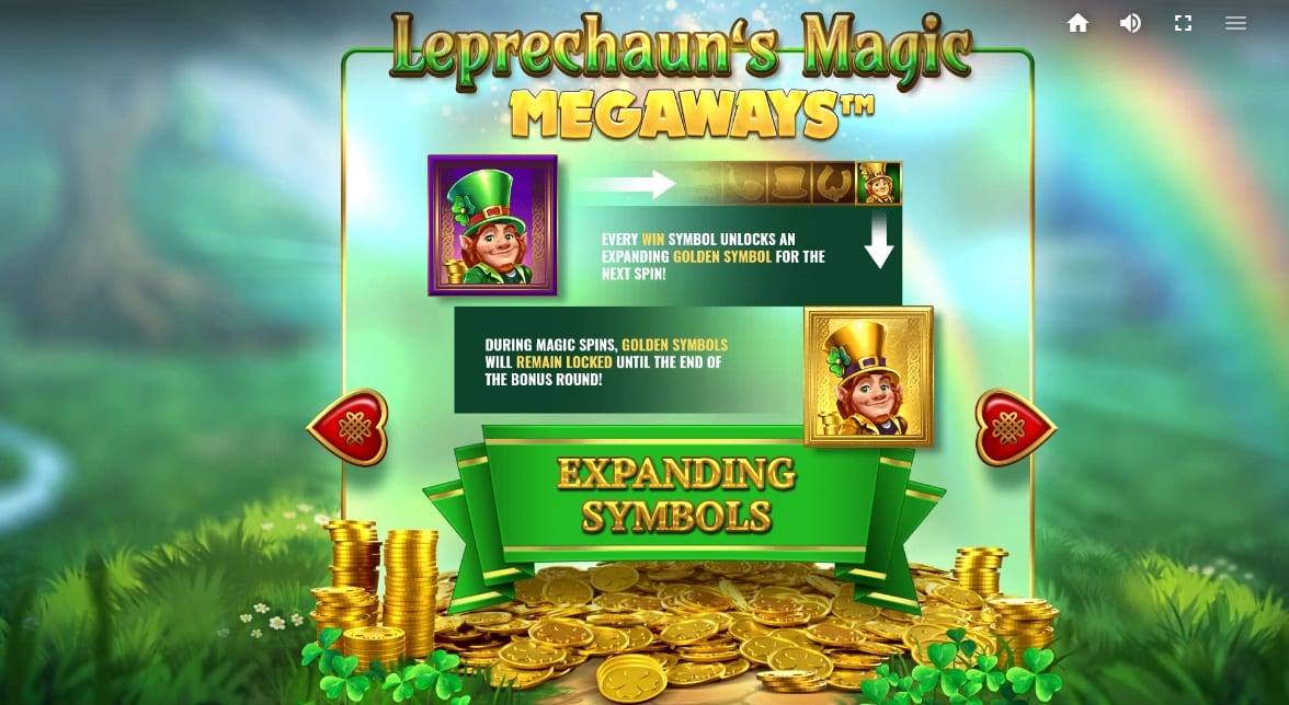 Leprechaun slots videos