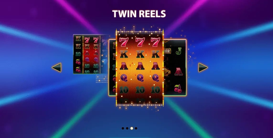 Twin Spin Megaways Slot Feature