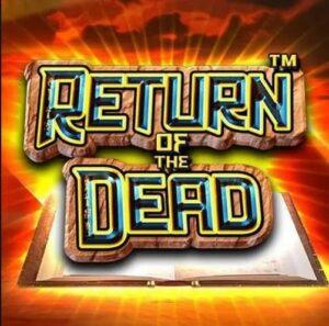 Return of the Dead Slot Logo