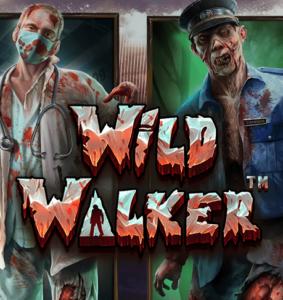 Wild Walkers Slot Logo