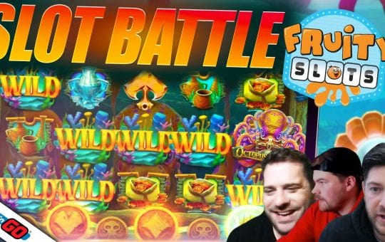 SLOT BATTLE! Featuring Play'n GO Slots!