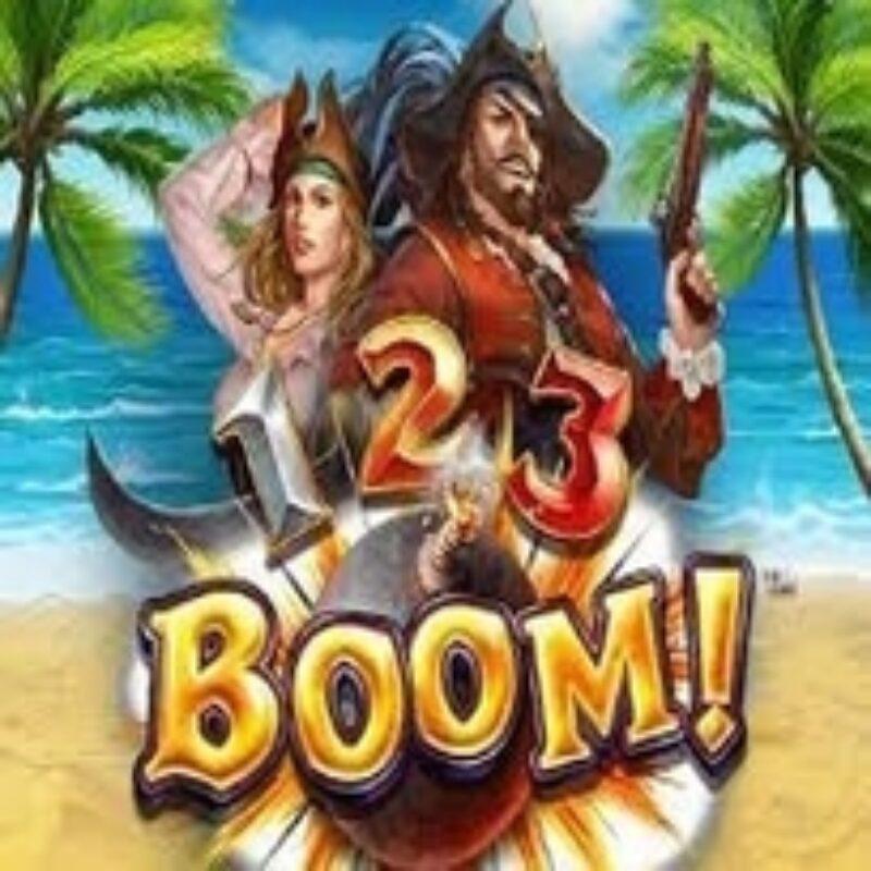 123 Boom Slot logo
