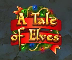 A tale of elves slot logo