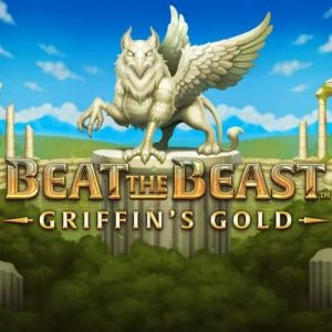 Beat the Beast Griffins Gold Slot Logo