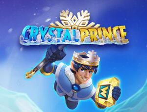 Crystal Prince Slot Logo