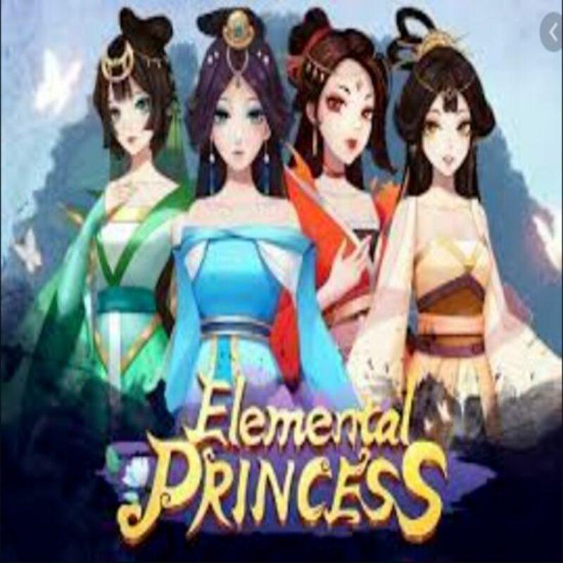 Elemental Princess Slot Logo