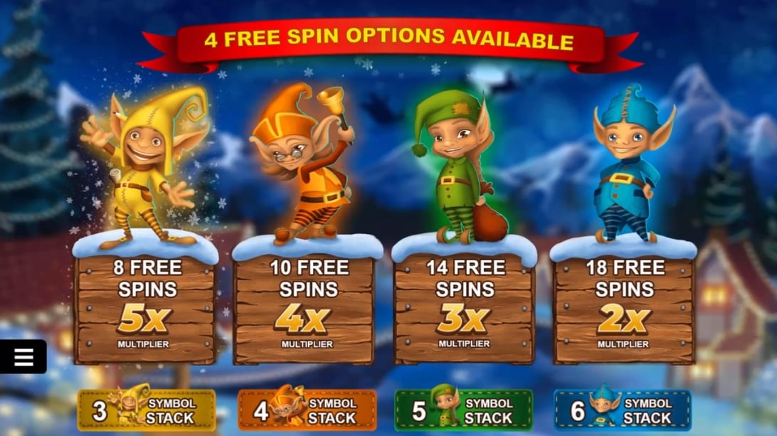 A Tale Of Elves Slot Free Spins