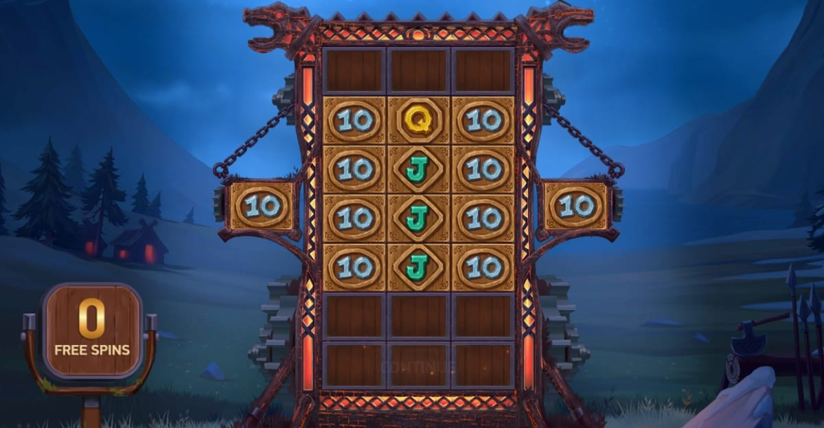 Riches of Midgard: Land and Expand Slot Free Spins
