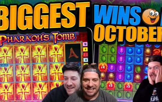 FRUITY SLOTS OCTOBER HIGHLIGHTS! Mega Big Wins!!