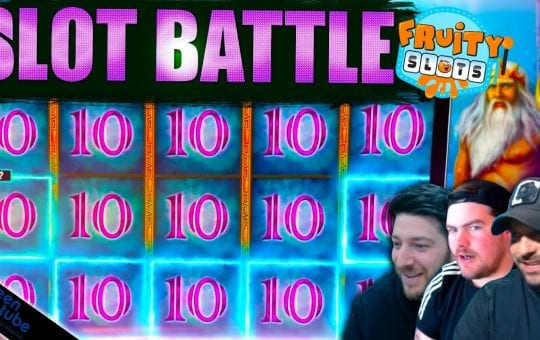 SUNDAY NIGHT SLOTS BATTLE FEAT. NOVO'S & SCREEN TOUCHING!