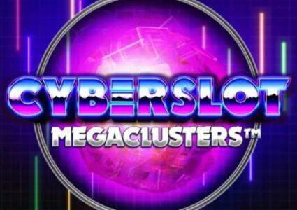 Cyberslot Megaclusters Slot Logo