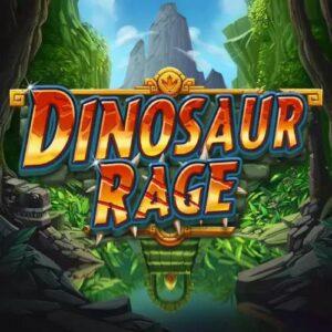 Dinosaur Rage Slot Logo