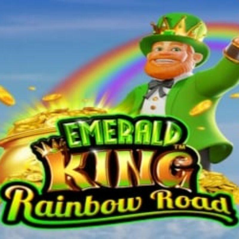 Emerald King Rainbow Road Slot