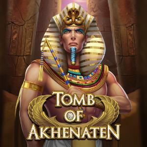 Tomb of Akhenaten Slot Logo