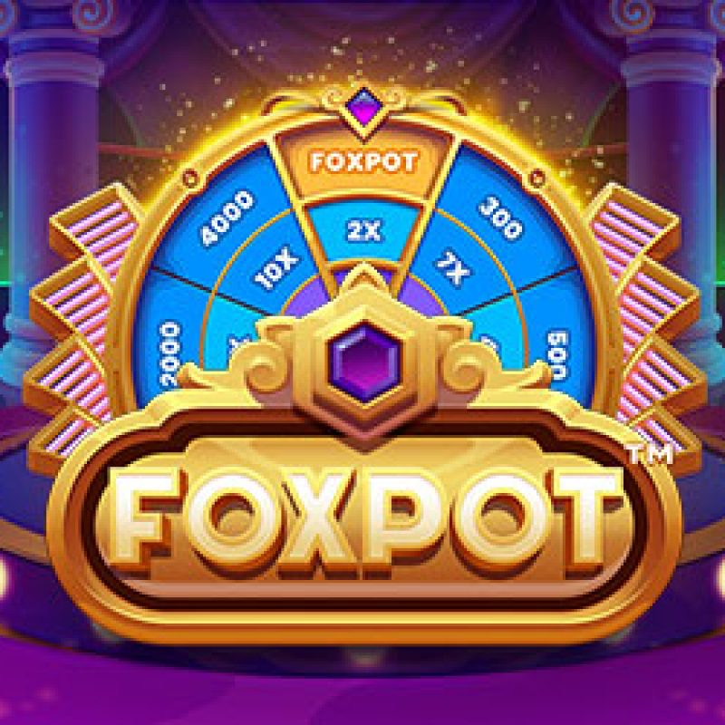 foxpot slot logo