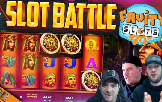 LATEST FRUITY SLOTS BATTLE feat SG Digital Slots!!