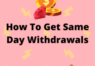 How to Get Same Day Casino Withdrawals