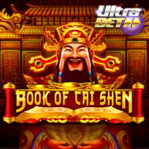 Book Of Cai Shen Slot Logo