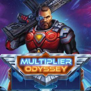 Multiplier Odyssey Slot Logo