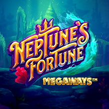 Neptune's Fortune Megaways Slot Logo