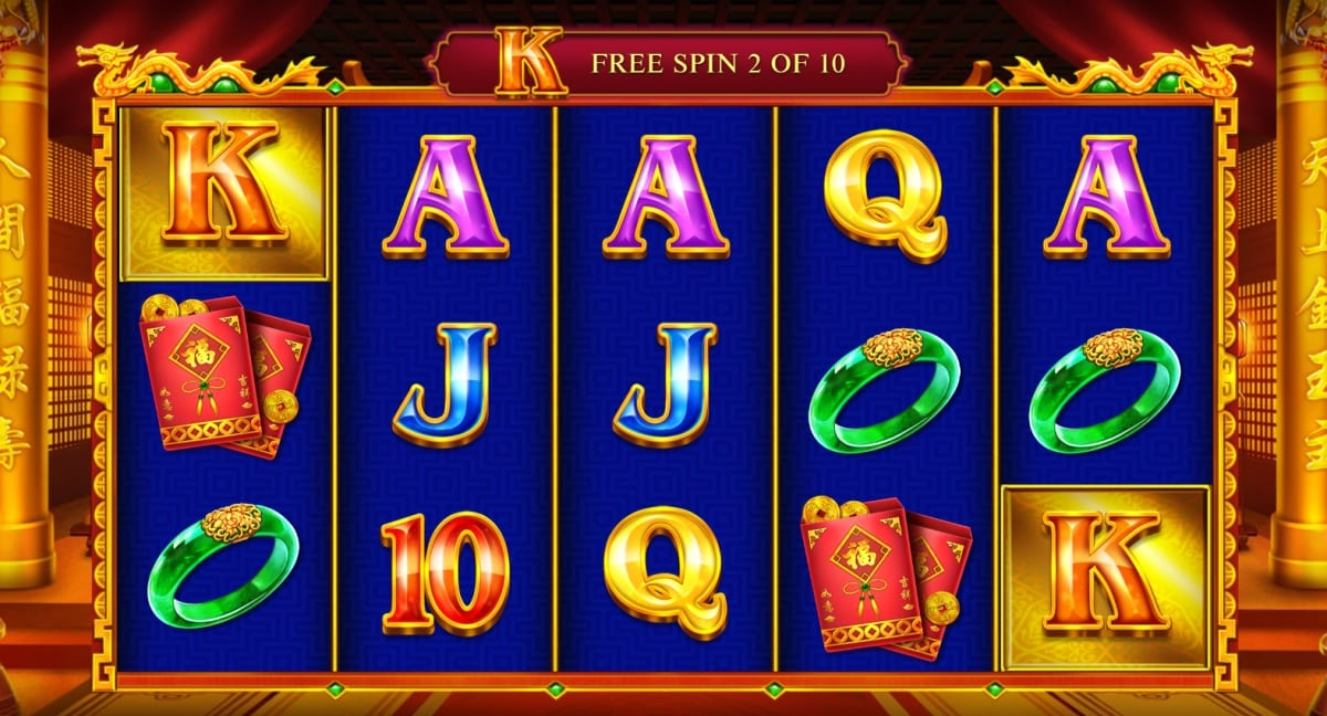 Book Of Cai Shen Slot Free Spins