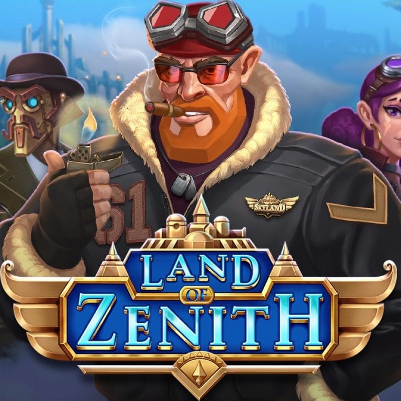 Land of Zenith Slot Review
