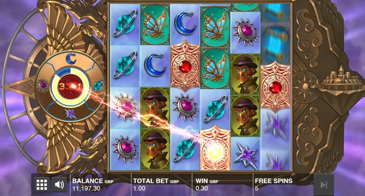 Land of Zenith Slot Free Spins