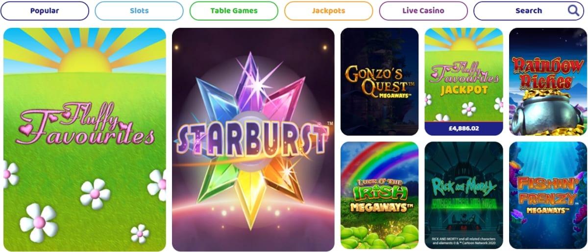 Peachy Games Casino Slots And Games