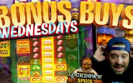 SLOTS BONUS BUY WEDNESDAYS FEAT. VIEWERS! Episode #4