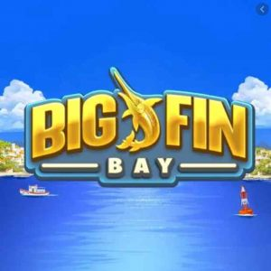 Big Fin Bay Slot Logo