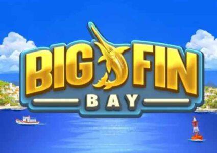 Big Fin Bay Slot Logo