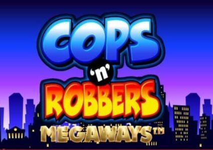 Cops n Robbers Megaways Logo