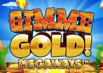 Gimme Gold Slot Logo