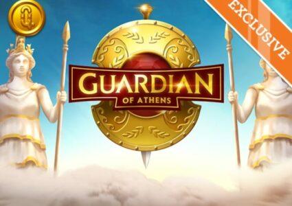 Guardian of Athens Slot Logo
