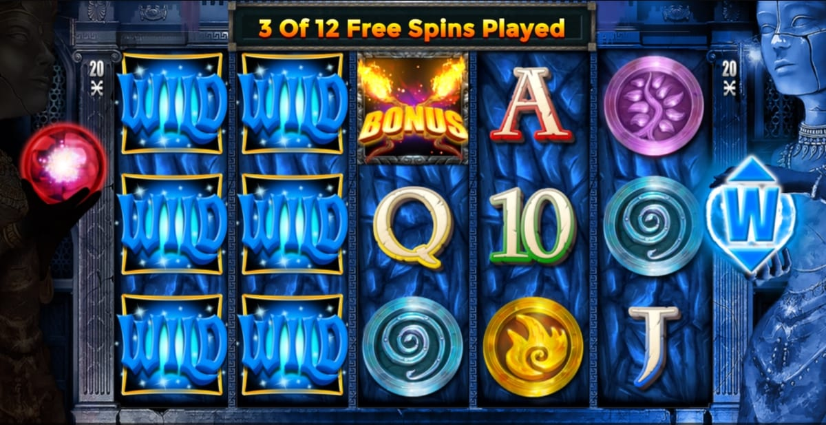 Temple of Light Slot Bonus