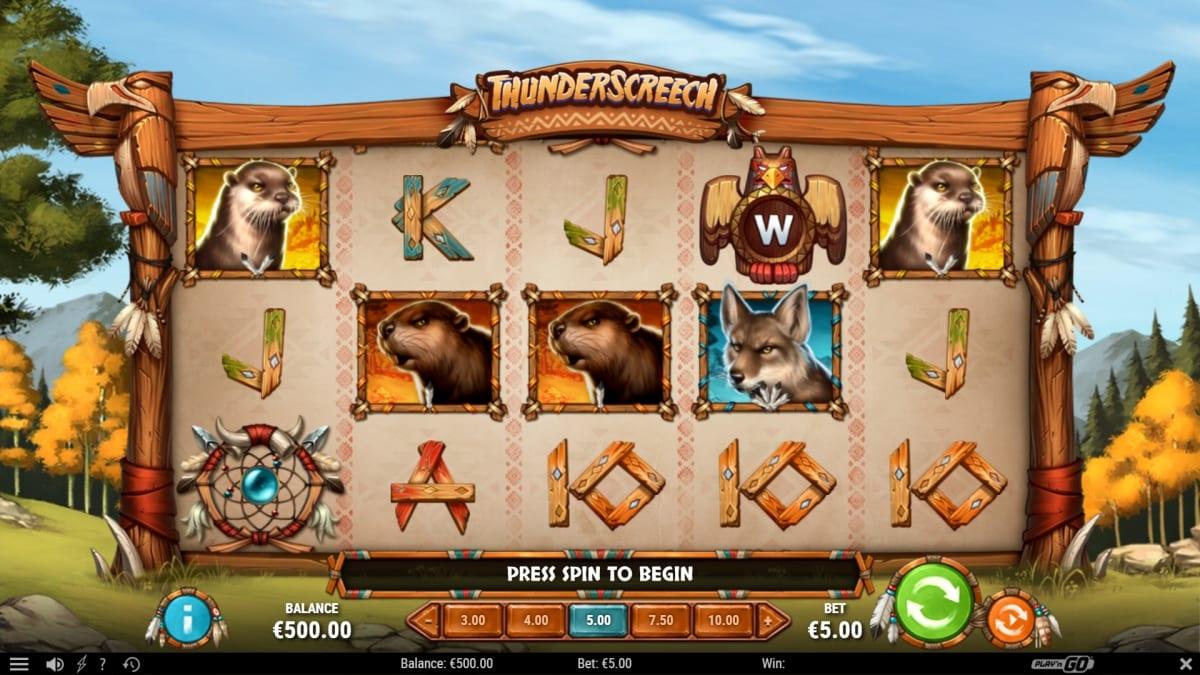 Thunderscreech Gameplay