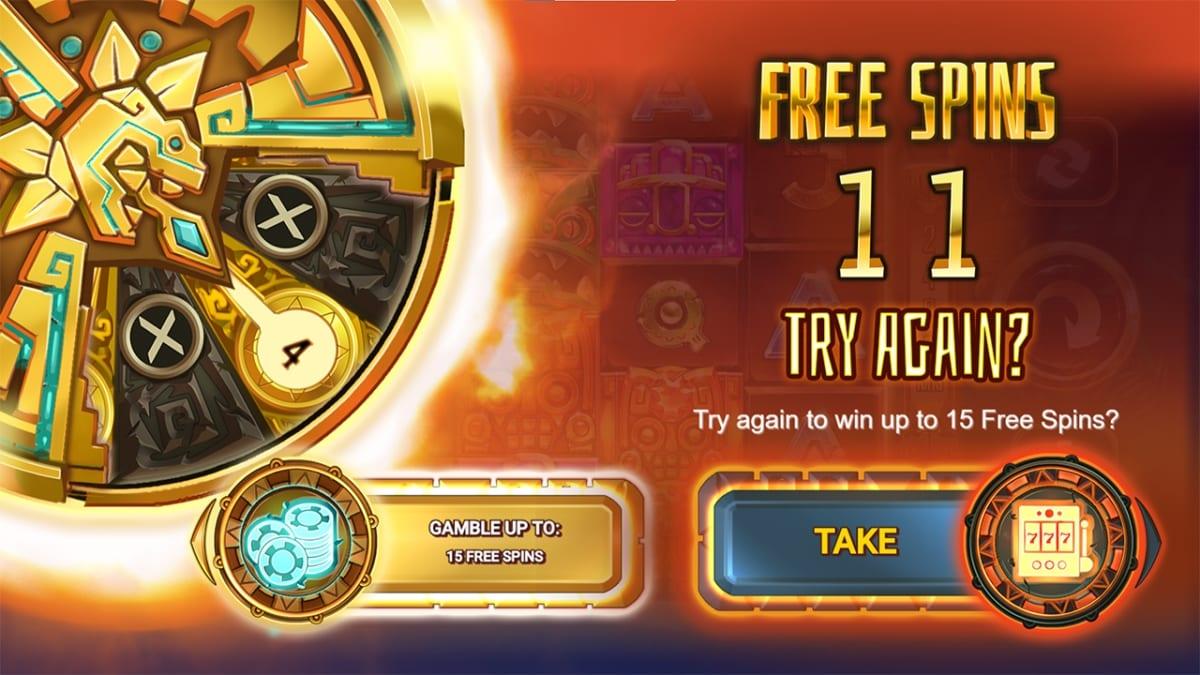 TikiPop Slot Gamble Wheel