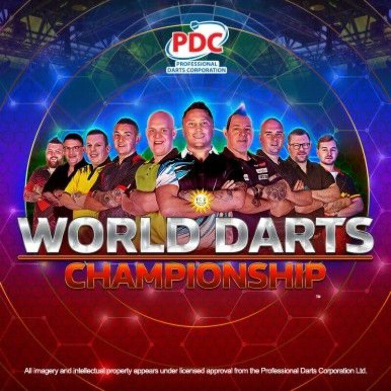 World Darts Championship Slot Logo