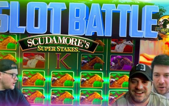 SLOTS BATTLE SPECIAL! Feat SPORTS THEME SLOTS