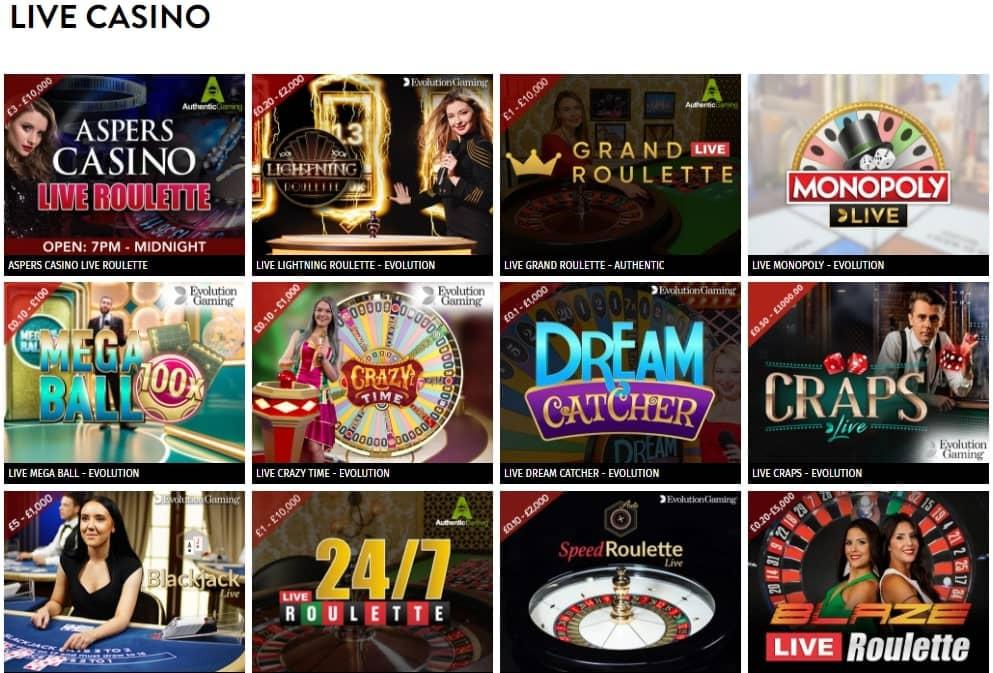 Aspers Casino Live Casino (1)
