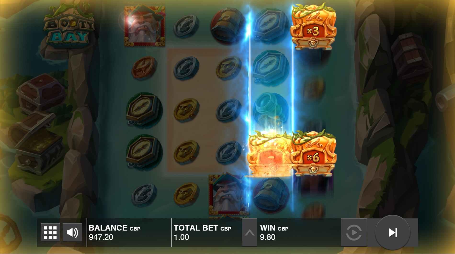 Booty Bay Slot Gameplay 2