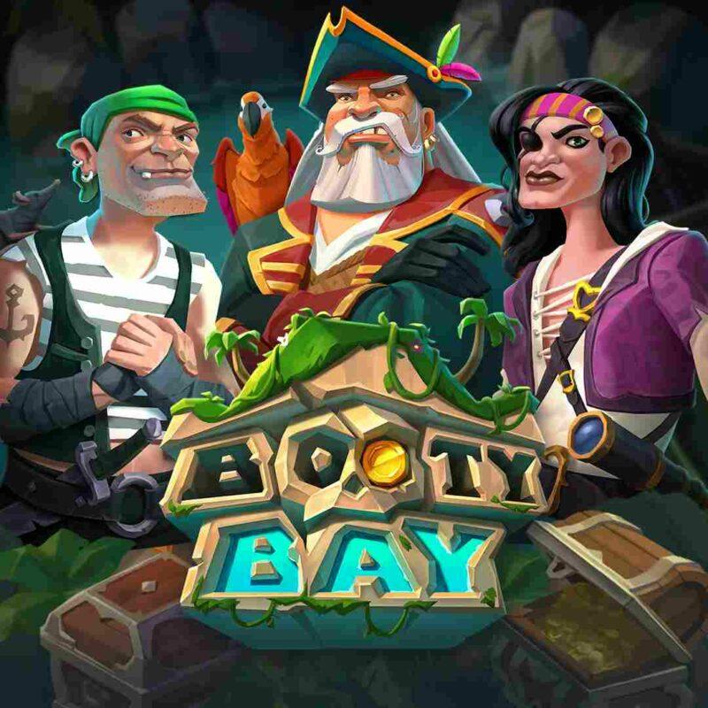 Booty Bay Slot Logo