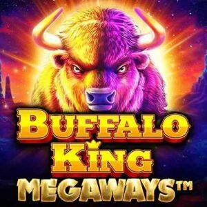 Buffalo King Megaways Slot Logo