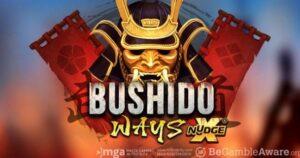 Bushido Slot Logo