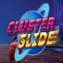 Cluster Slide Slot Logo