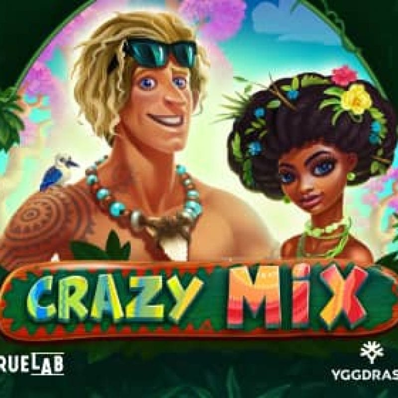 Crazy Mix Slot Logo